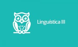 Linguística III