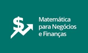 Matemática para Negócios e Finanças